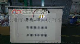 供应22寸车载广告机1080P 汽车高清播放器
