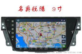 名爵锐腾安卓大屏机车载GPS导航仪 厂家直销