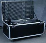 定做航空運輸箱鋁合金工具箱儀器箱拉杆箱展會箱服裝道具箱