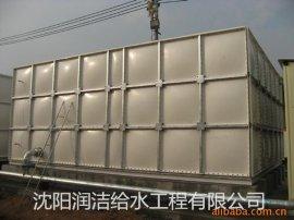 赤峰地埋式组合玻璃钢水箱