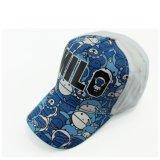 速賣通/eBay/敦煌/淘寶貨源 BAT字母貼布繡花棒球帽 東莞帽子工廠