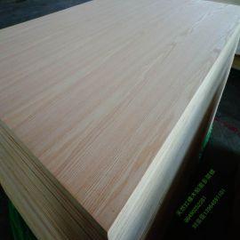 美国红橡木贴面多层板 贴面胶合板