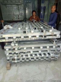 热镀锌管组装工艺锌钢护栏