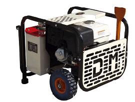 小型液压动力泵站