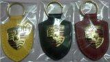金属车标钥匙扣批发保时捷钥匙扣专业订做