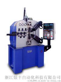 厂家供应2.0-6.0毫米电脑压簧机,无凸轮压簧机,压簧机厂家直销136 2578 9188陈超