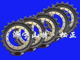 小松小松供应小松挖掘机原装支重轮、链条、引导轮