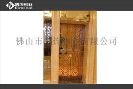 **304不锈钢电梯门 不锈钢电梯装饰板厂家