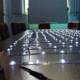 3030透鏡燈條漫返射側發光高亮顆燈1W一米12燈低壓12V卷簾燈條