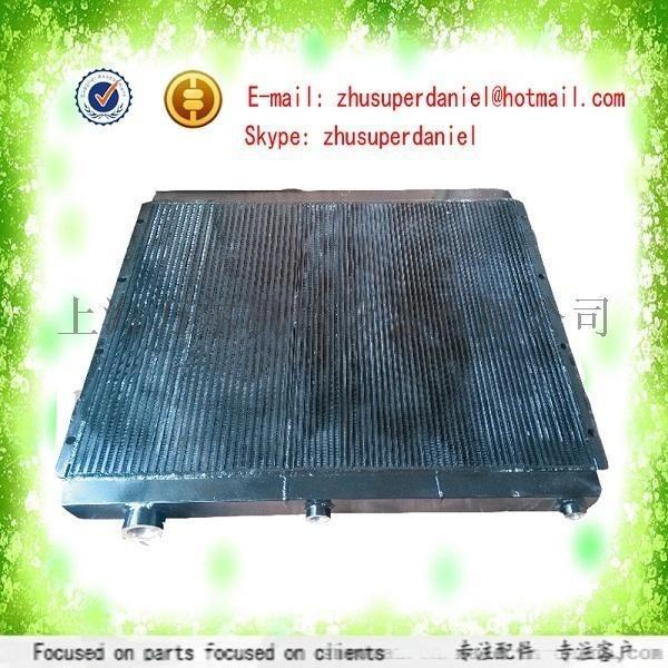 88291006-088 寿力55KW螺杆机散热器冷却器热交换器