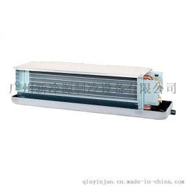 厂家直销新晃SDCR600直流式风机盘采用无刷直流电机技术,是一款节能直流型卧式暗装风机盘管