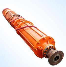矿用高压防爆强排水泵 BQ矿井救援强排潜水泵