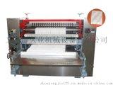 全自動卸妝棉機設備  供應上海無紡布卸妝棉生產機械設備