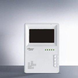 厂家直销安防楼宇对讲液晶可视数码刷卡主机