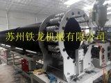 1200塑钢缠绕管生产线