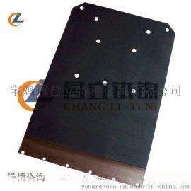 微废蚀刻液回收用钛电极