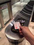 駕校通道刷身份證通行二代證門禁系統,工地刷身份證門禁控制器