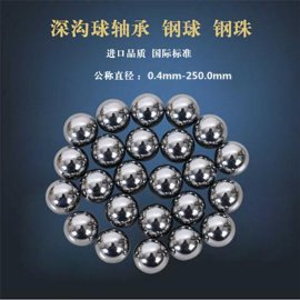 厂家现货供应5.5mm精密轴承钢球,轴承钢珠,包邮