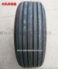 农机具轮胎7.60L-15 I-1花纹 拖拉机收割机轮胎760-15