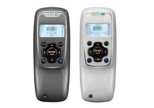 移动式蓝牙激光条码扫描器(MS3390)