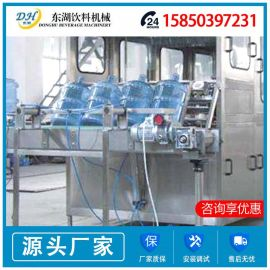 饮料机械 三合一果汁灌装机 含气饮料生产线果汁填充三合一灌装机