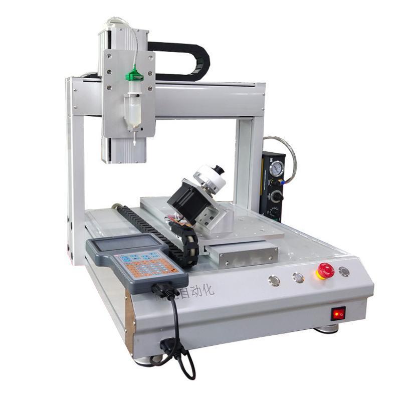 全自动涂胶点胶机,针筒点胶机,UV硅胶点胶机