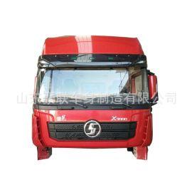 德龍X3000高頂總成發動機自卸車內外飾件車架大樑圖片價格廠家
