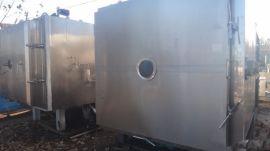 廊坊二手冷冻干燥机回收价格/二手制药厂打包回收**