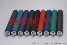 耐磨硅胶 丁晴胶橡胶辊 聚氨酯橡胶辊生产厂家定做吸水辊