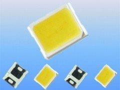 2835暖白光贴片灯珠,低色温LED贴片灯珠,厂家订做低色温金黄光2835
