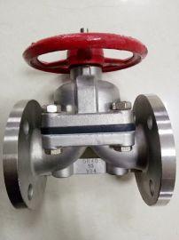 不锈钢卫生级隔膜阀、KG41不锈钢抗生素隔膜阀