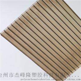 温州阳光板耐力板厂家直销温州pc板透明采光板