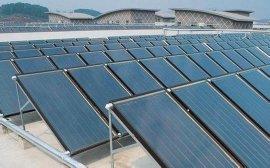 供青海中央热水系统和西宁太阳能热水工程公司