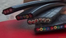 硅橡胶扁电缆YGGF46RP混合PVC绝缘