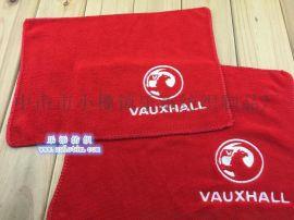 厂家订制超细纤维快干双面绒丝印花绣花广告礼品毛巾