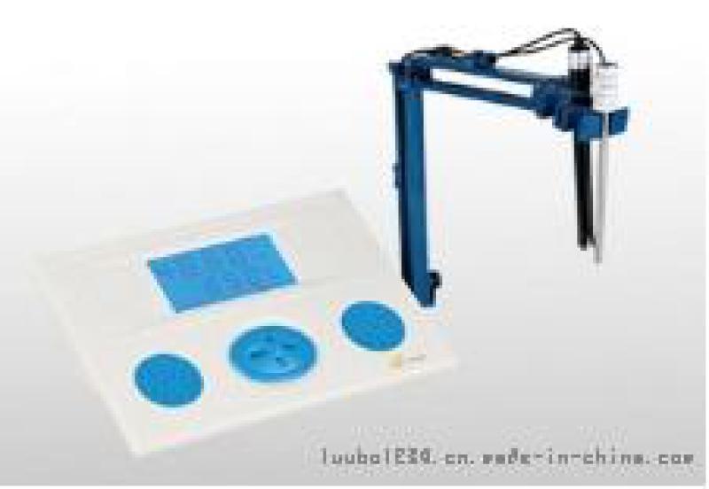 测量溶液酸碱度PH,LB-PHS-3E台式PH计