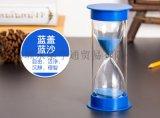 圆形塑料沙漏计时器40/45/60分钟