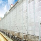 安徽透明金属声屏障,景观金属声屏障,城市金属声屏障