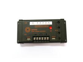 MPPT鋰電池太陽能控制器11.1V10A控制器