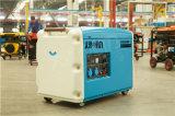 三相靜音8kw小型柴油發電機組