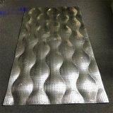 异形凹凸铝单板 冲压形状铝单板生产商