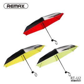 REMAX新款双层汽车雨伞休闲创意全自动雨伞品牌反骨遮阳伞U2雨伞