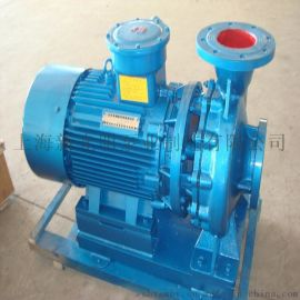 IHW单级单吸卧式离心管道泵