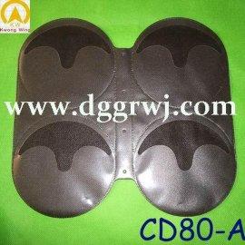 供应针车类圆形CD内页 CD80-A