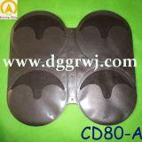 供應針車類圓形CD內頁 CD80-A