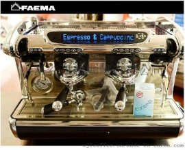 飞马Emblema A2双头商用意式半自动咖啡机