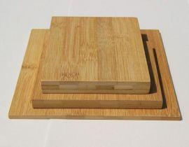 鑫盛竹业厂家生产批发直供2000*1200*4-500mm碳化竹木集成材定制竹板材