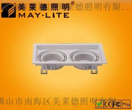 LED格柵鬥膽燈/滷素鬥膽燈        ML417-2