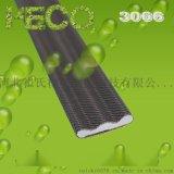 高档木门包覆式环保隔音条3066自粘式胶条 耐老化海绵防撞条