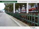 百川热镀锌静电喷涂园林绿化护栏